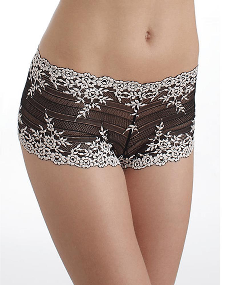 3c46fab0d4 Wacoal Embrace Lace Shorts - Eve Lingerie